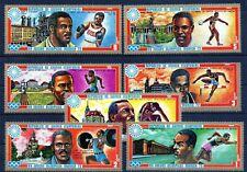 Republica de Guinea Ecuatorial  año 1972 Munich deportes  sellos  nuevos