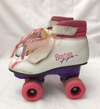 Barbie Boot Roller Skates Boots Brookfield Vintage 1988 Girls size 1 Children's