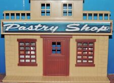 One Old City Store Front With Door Assemble 1:32 -1:24 Scale (Plastic)Newnobox