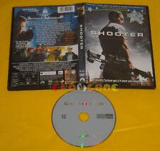 SHOOTER Dvd (Mark Wahlberg, Danny Glover) di Antoine Fuqua »»»»» USATO
