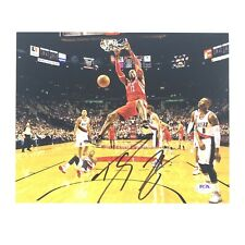 Dwight Howard Signed 8x10 Photo PSA/DNA Houston Rockets Lakers