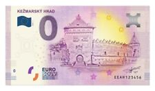 Billet Touristique 0 Euro --- Kezmarsky Hrad 2018-1