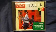 COMPILATION - BELLA ITALIA CD 1 ( JULA DE PALMA VIANELLA RASCEL...) CD 14 TRACKS