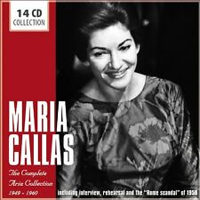 Maria Callas - The Complete Aria Collection 1949  1960 [CD]