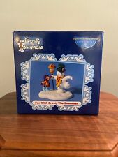 """Dept. 56 Frosty The Snowman """"Fun With Frosty The Snowman� New!"""