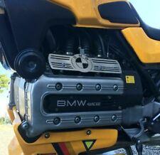 BMW K100 Inyector Carril Cubierta Protector Cepillado Acero Inoxidable Cafe Racer Scrambler Personalizado