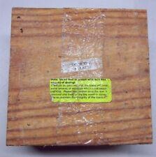 "Coffee Tree (1 pc) Bowl Blank 3"" x 6"" - 2057"