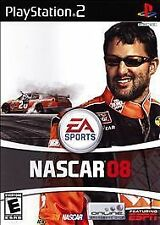 Nascar 08 PS2 PlayStation 2 Game PAL