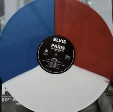 Elvis Presley Elvis in Paris (COLOURED VINYL LP + BOOK - SEALED) ONLY 1,000 RSD
