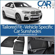 BMW X4 2014 On 5 DOOR CAR WINDOW SUN SHADE BABY SEAT CHILD BOOSTER BLIND UV