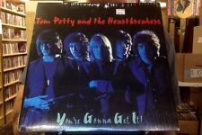 Tom Petty and the Heartbreakers You're Gonna Get It! LP sealed vinyl RE reissue