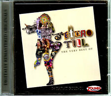 Zounds-JETHRO TULL-the very best of-RARE ORO CD 2010