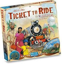 Ticket To Ride India: Map Collection - Volume 2 (A1)
