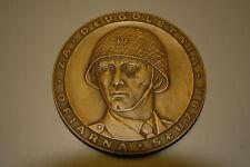 Polish Bronze Medal - Za Dlugoletnia Ofiarna Sluzbe - LWP PRL Soldier w/ Eagle