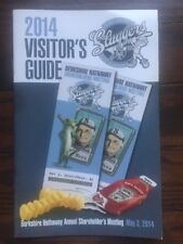 2014 Berkshire Hathaway Annual Shareholders Meeting Visitors Guide Buffett