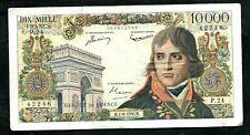 More details for france (p136a) 10,000 francs 1956