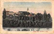 Landau Germany Scenic View Gruss aus Antique Postcard J45995