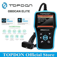Vehicle ABS SRS Airbag Code Reader Auto Scanner EOBD OBD2 Diagnostic Reset Tool