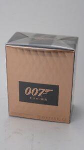 JAMES BOND 007 FOR WOMEN 75ML EAU DE PARFUM SPRAY
