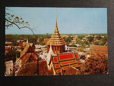 CPM THAILAND MANDAPA OR TEMPLE AT PHRABAT IN SARABURI PROVINCE