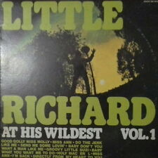 """LITTLE RICHARD at his Wildest Vol. 1 (Good Mince Mlle Molly, Mlle Ann) 12"""" LP"""