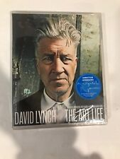 David Lynch The Art Life Criterion Collection Blu-Ray Disc