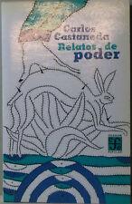 Novela Relatos de Poder, de Carlos Castaneda