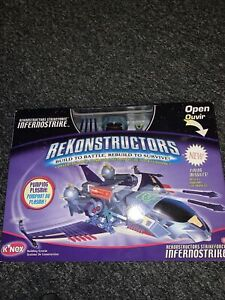 Rekonstructors Strikeforce K Nex from 2004 rare k-nex vintage unopened