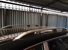 Porsche Cayenne MK1 2003–2010 Aluminium Roof Rails Brushed Anodised
