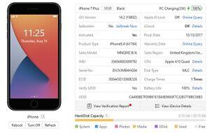 Apple iPhone 7 Plus 32GB A1784 (GSM) (Unlocked) - Black - Grade B - 9792