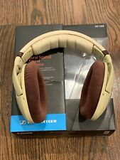 Sennheiser HD 598 Over-Ear Headphones with long and short cables