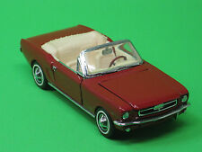 Ford Mustang 1964 Franklin Mint Precision Models 1:43 Classics Of The 60's Car