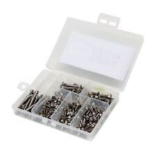 Dynamite Stainless Steel Screw Set: Baja Rey, Rock Rey (DYNH1003)