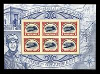 SCOTT 4806 2013 $12 INVERTED JENNY SOUVENIR SHEET MNH, VF CAT 24!