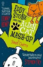 Eddy Stone and the Alien Cat Mash-Up By Simon Cherry