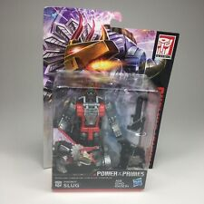 2017 Transformers Power Of the Primes Dinobot Slug NEW Sealed On Card RARE!