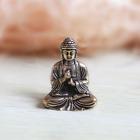 Buddha+Statue+Miniature+Figurine+Home+D%C3%A9cor+Pocket+Ornament+Mini+Gift+Sculpture
