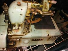 Reece S2-Bh Industrial Button Hole Sewing Machine & Motor