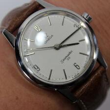 Vintage Omega Seamaster Mens Swiss watch