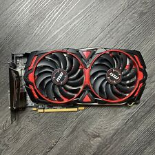 MSI Radeon RX 580 8GB Armor MK2 OC Graphics Card (NEEDS TO FLASH THE BIOS)