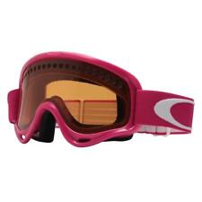 Oakley 01-842 XS O Frame Lava Hot Pink w/ Persimmon Kids Youth Snow Ski Goggles