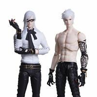 Square Enix Nier : Automata Bring Artes Adam y ; Víspera Figura Nueva de Japón