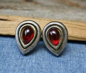 Simon Sebbag Sterling Silver Earrings