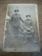 WW1 Cambridgeshire Regiment  photo, Copeland, Sliema, Malta, Gor Blimey