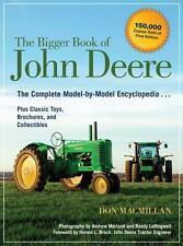 THE BIG BOOK OF JOHN DEERE TRACTORS - MACMILLAN, DON/ BROCK, HAROLD L. (FRW)/ MO