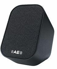 Acoustic Energy Aego M Single Satellite Kit - Black