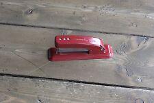 Vintage Swingline Cub Red Retro Metal Stapler