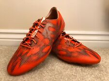Adidas F50 Adizero FG Football Boots Size: UK 8.5