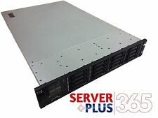 HP Server ProLiant DL380 G7 16-Bay 2x 2.40GHz HexCore, 64GB RAM, no hard drives
