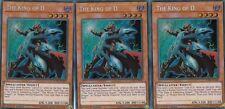 YUGIOH 3 X THE KING OF D - LCKC-EN107 LEGENDARY COLLECTION - KAIBA   SECRET